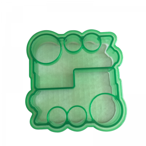 Plastik Cookie Cutter Mold / Mold