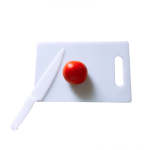 Plastic Cutting Board ngommese