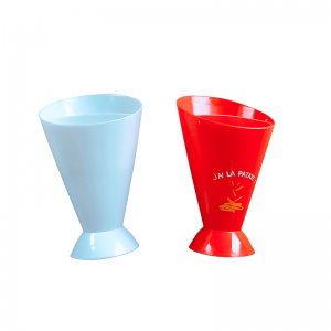 Plastic French Fry Cup