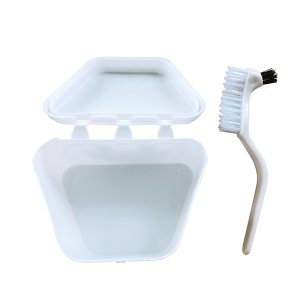 False Tooth Cleaner Box