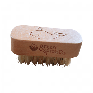 Wooden Baby yeenzipho Brush